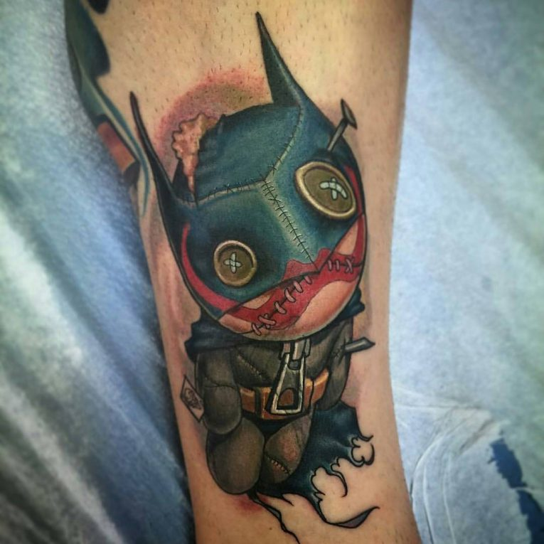 Batman Tattoo 92