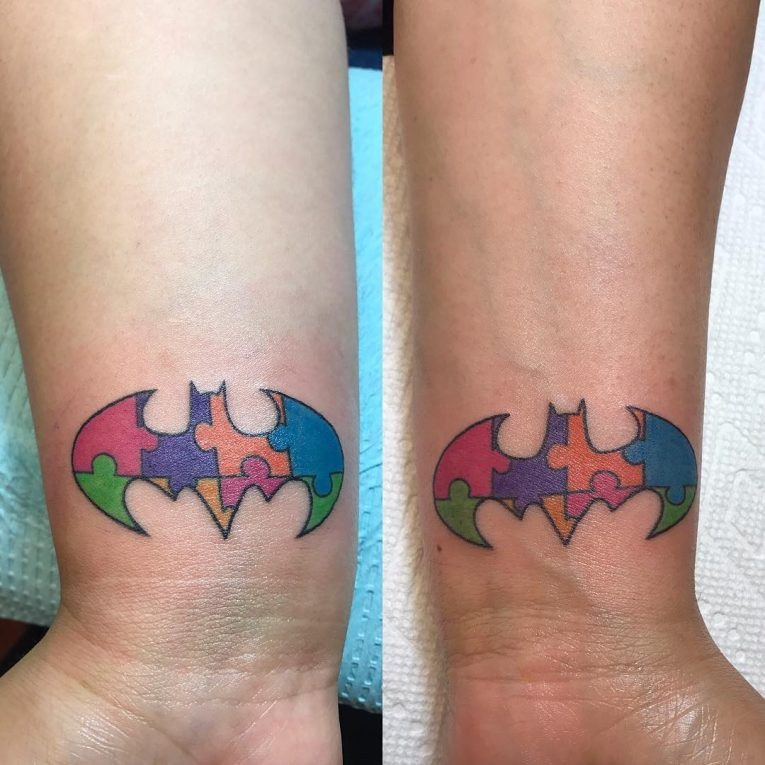 Batman Tattoo 94