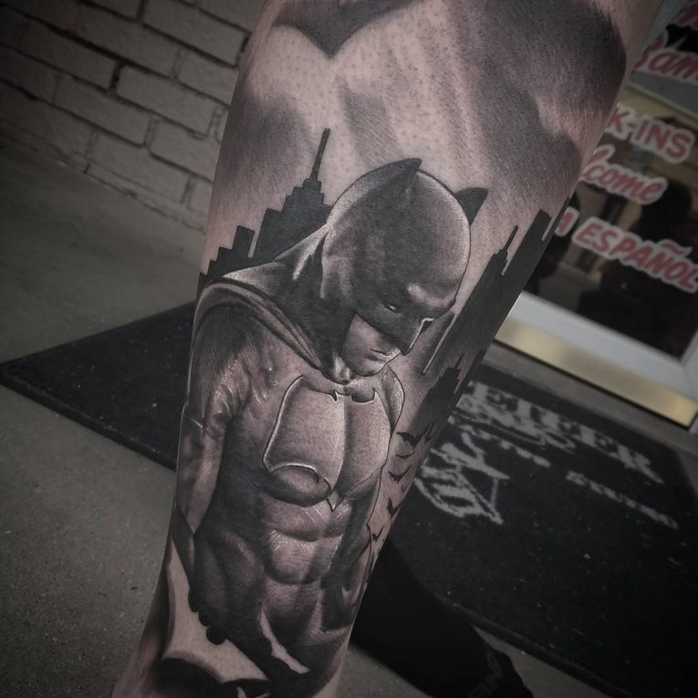 Batman Tattoo 97