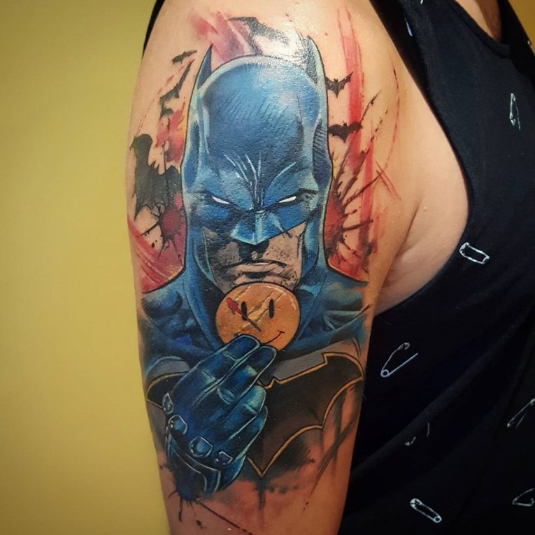 Batman Tattoo 98