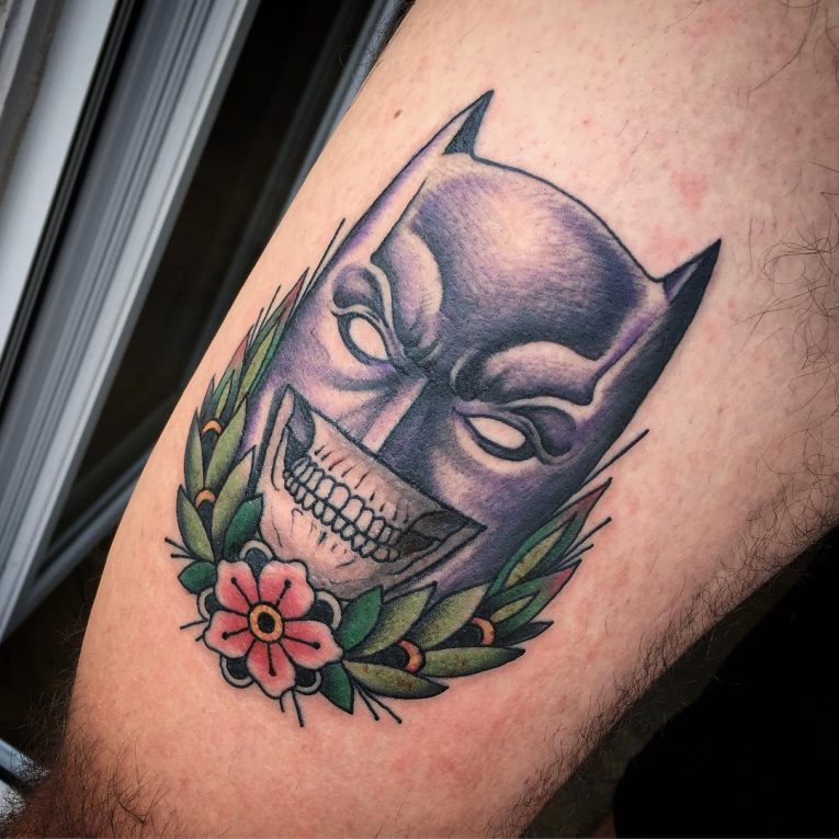 Batman Tattoo 99