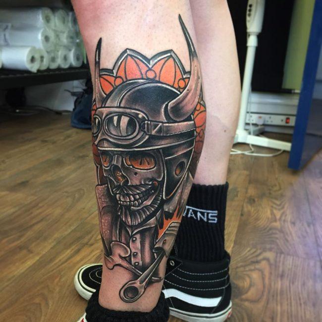 Biker Tattoo 71