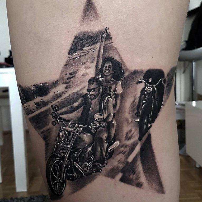 Biker Tattoo 76