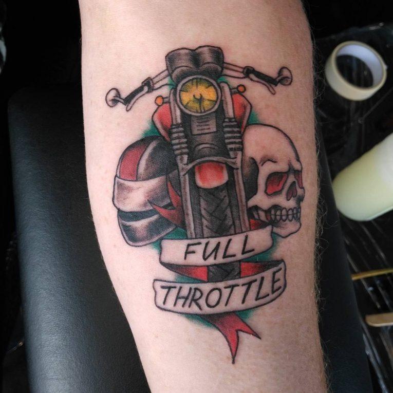 Biker Tattoo 77