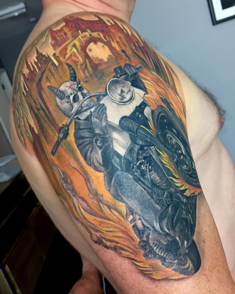 Biker Tattoo 78