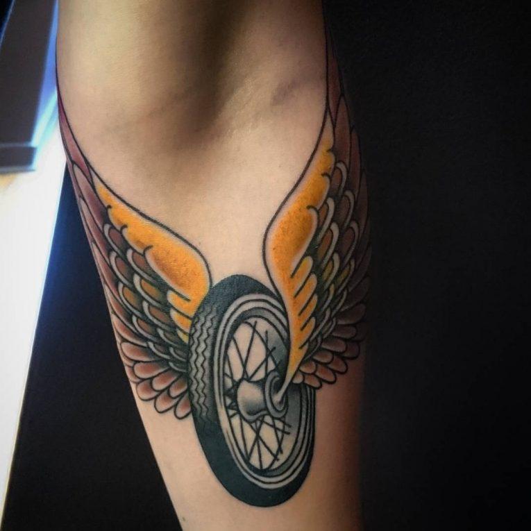 Biker Tattoo 84