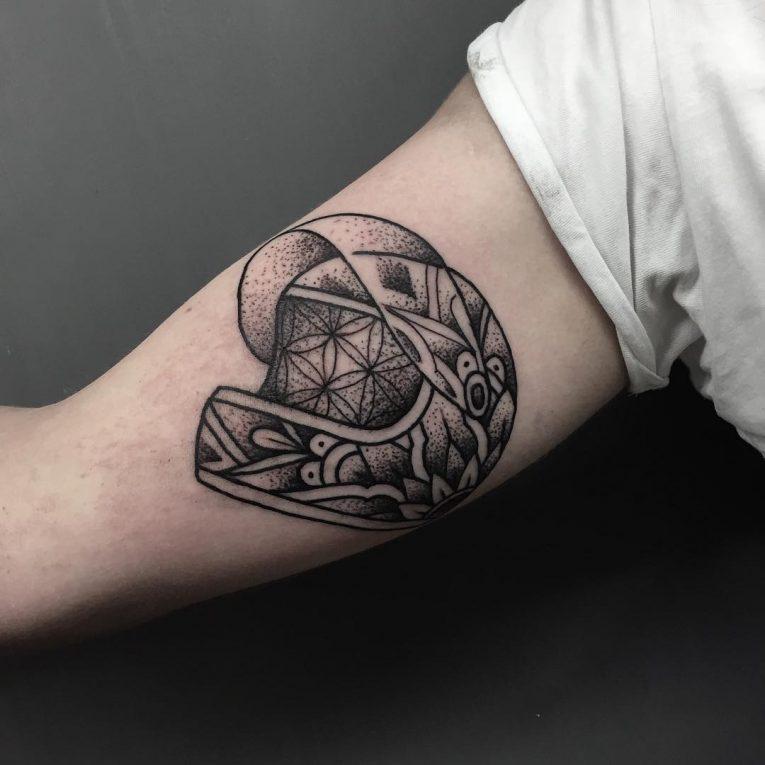 Biker Tattoo 86