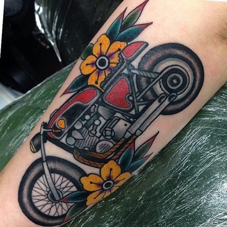 Biker Tattoo 87