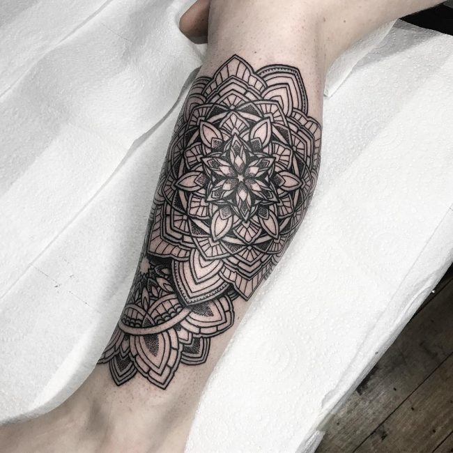 Black & White Tattoo 64