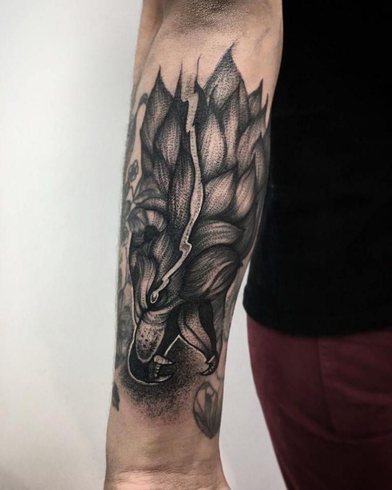 Black & White Tattoo 68