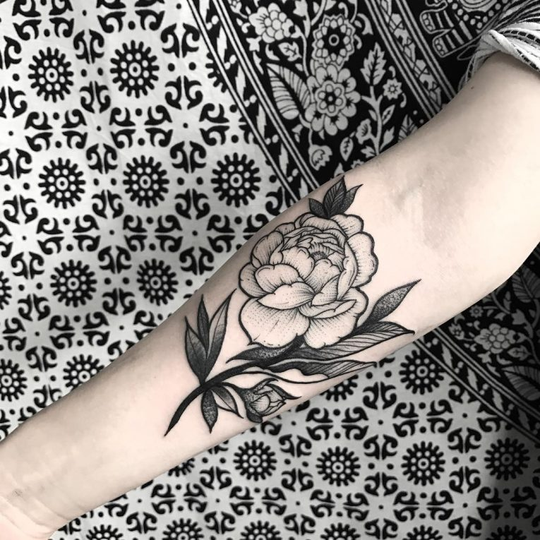 Black & White Tattoo 71