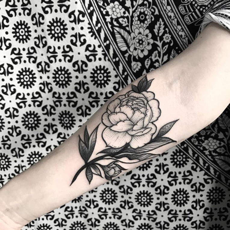 Black & White Tattoo 71