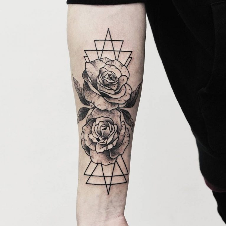 Black & White Tattoo 76