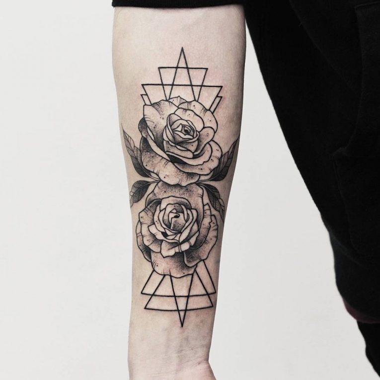 Black & White Tattoo 76