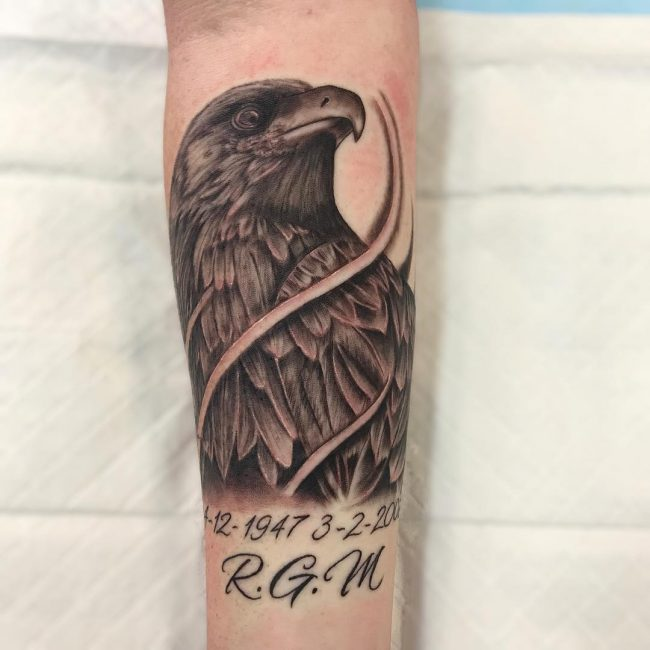 Black and Grey Tattoo 61