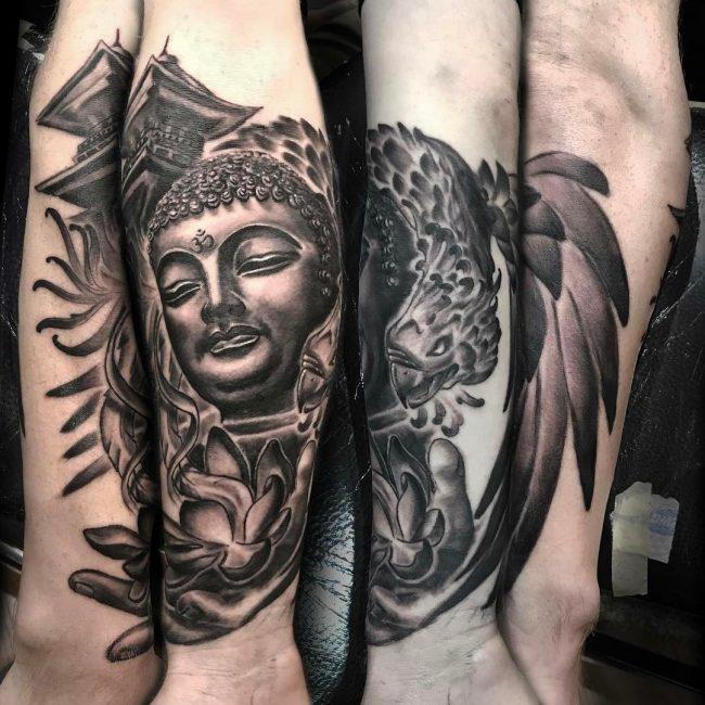 Buddha Tattoo 111