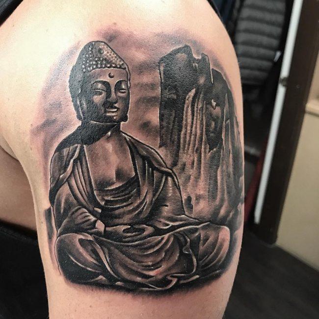 Buddha Tattoo 113