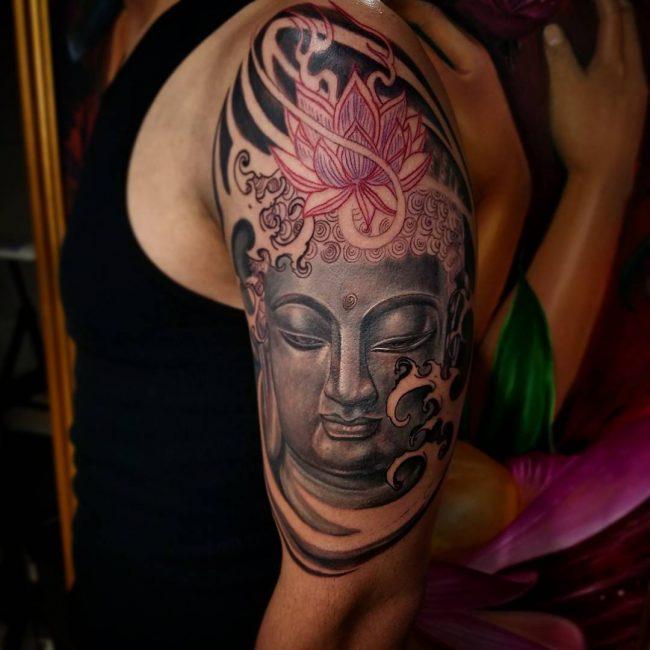 Buddha Tattoo 115