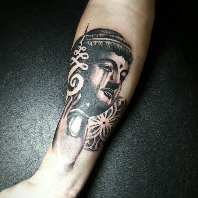Buddha Tattoo 116