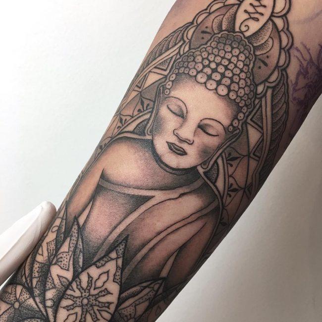 Buddha Tattoo 117