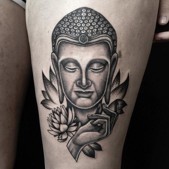 Buddha Tattoo 118