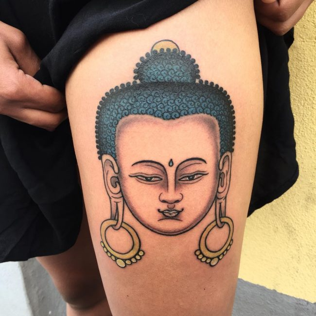 Buddha Tattoo 119
