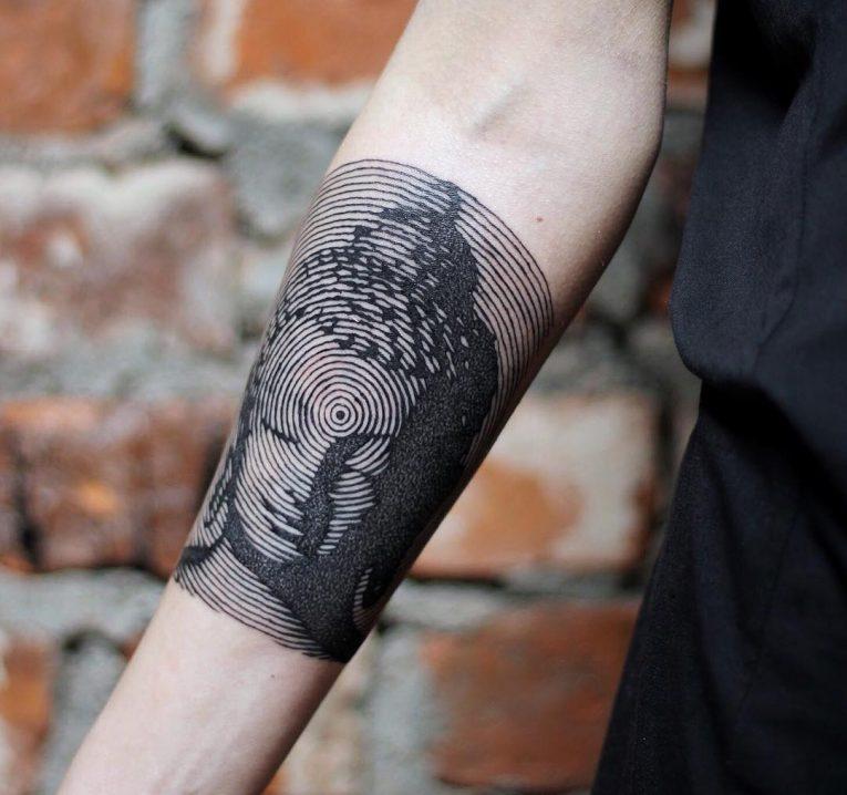 Buddha Tattoo 121