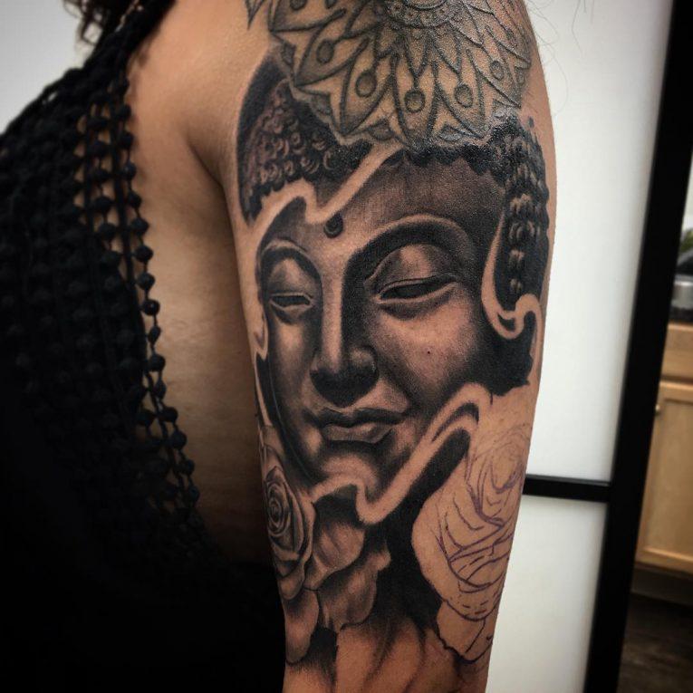 Buddha Tattoo 124