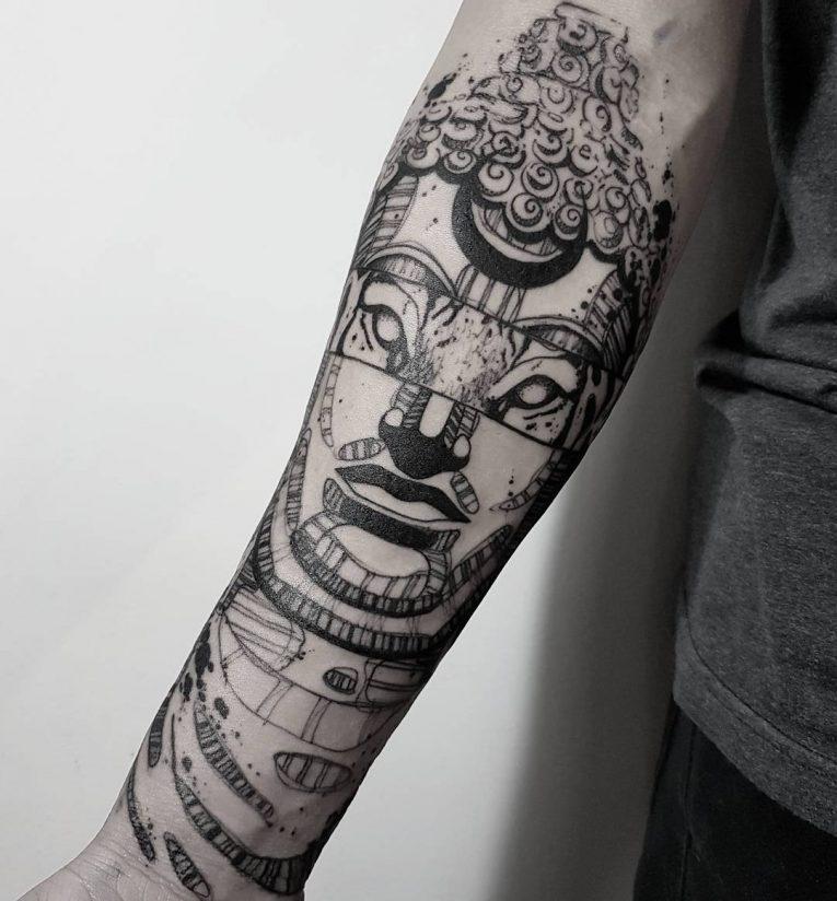 Buddha Tattoo 125