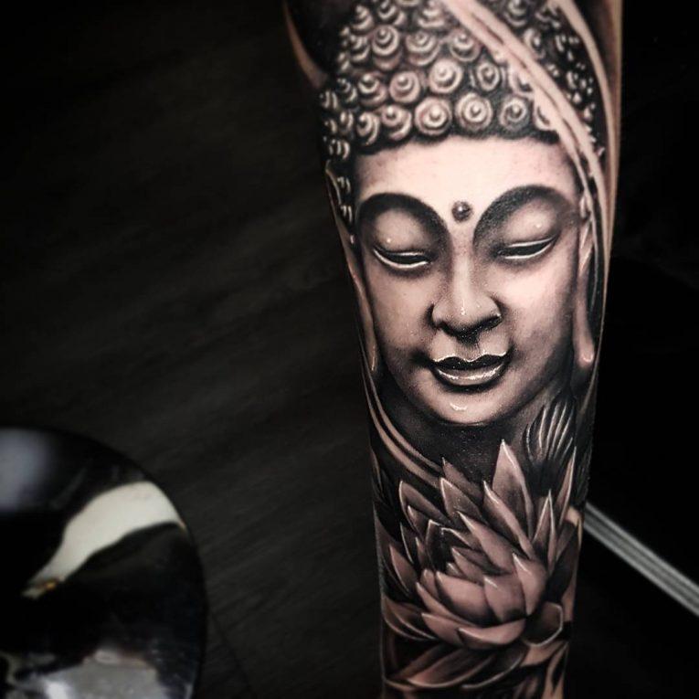 Buddha Tattoo 126