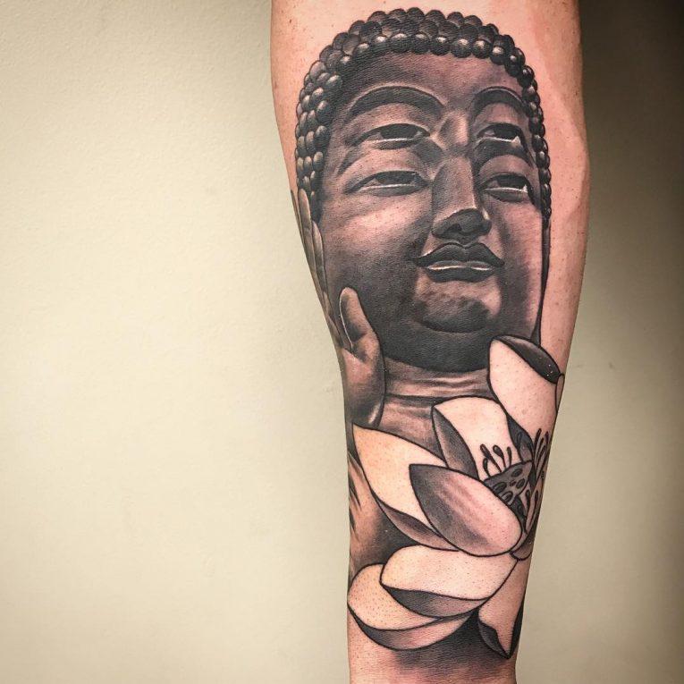 Buddha Tattoo 127