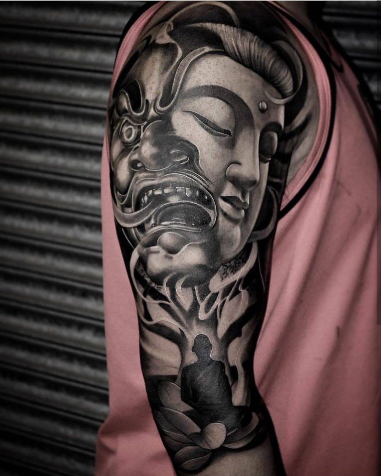 Buddha Tattoo 129