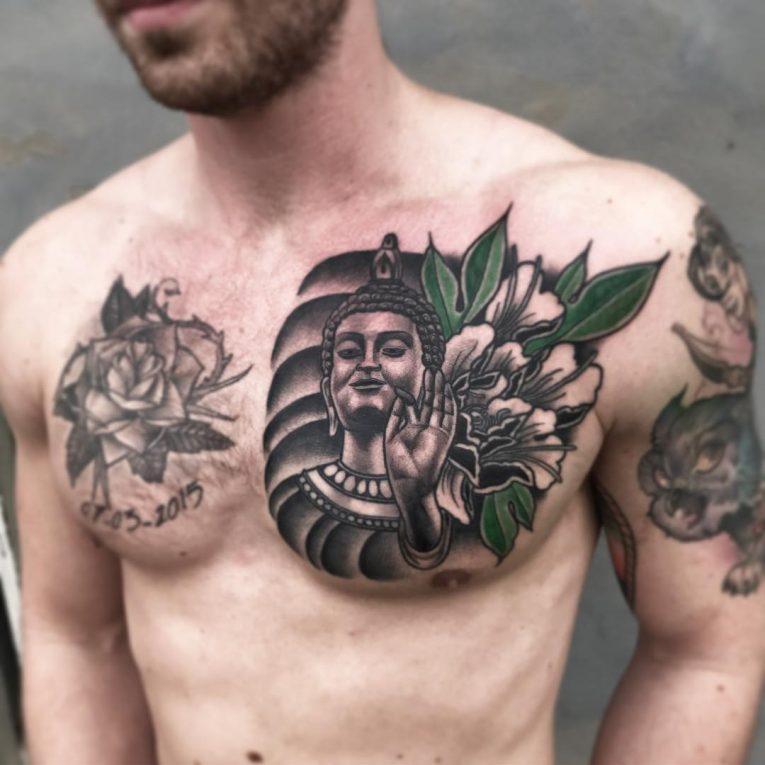 Buddha Tattoo 131