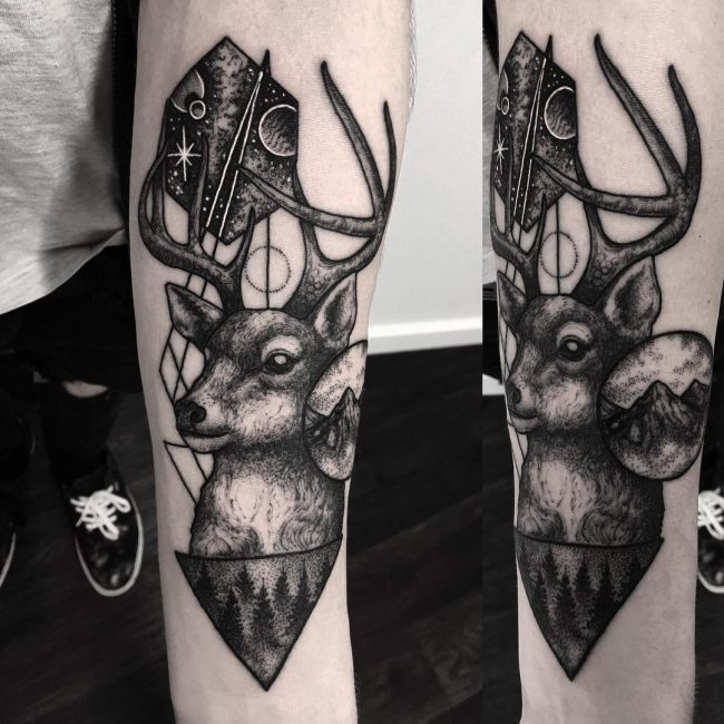 Deer Tattoo 101