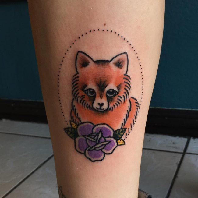 Dog Tattoo 67