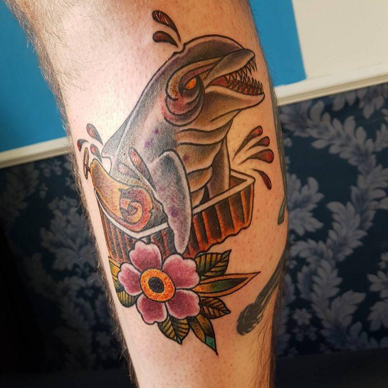 Dolphin Tattoo 59