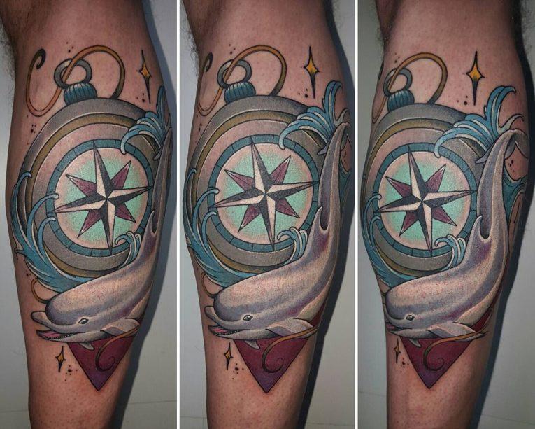 Dolphin Tattoo 64