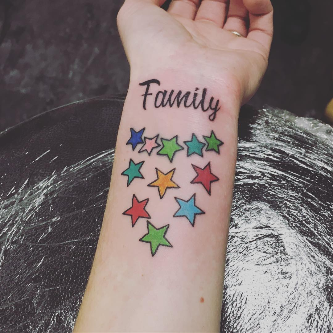 55 Best First Family Tattoo Ideas For Men And Women (2019