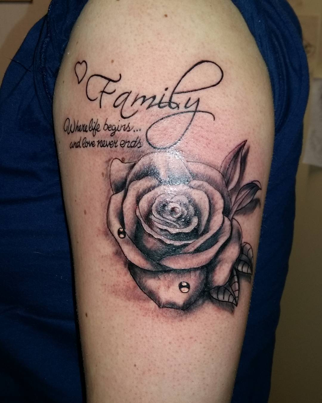 Tattoo Since My Pictures to Pin on Pinterest - TattoosKid