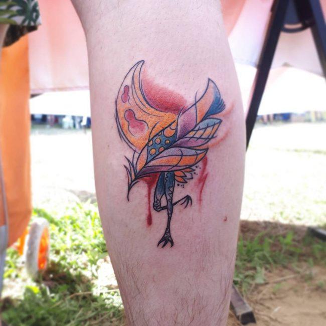 Feather Tattoo 59