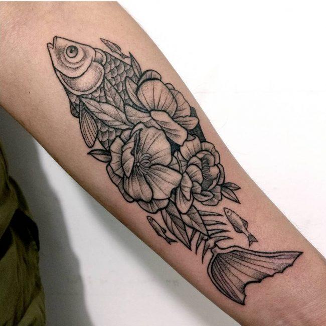 Fish Tattoo 56