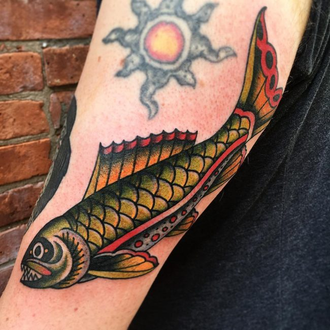 Fish Tattoo 58