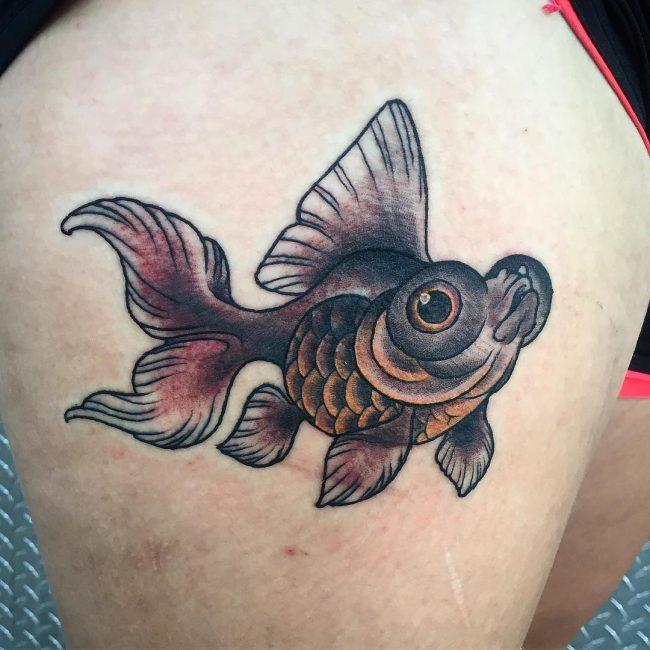 Fish Tattoo 63