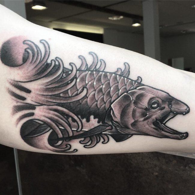 Fish Tattoo 65