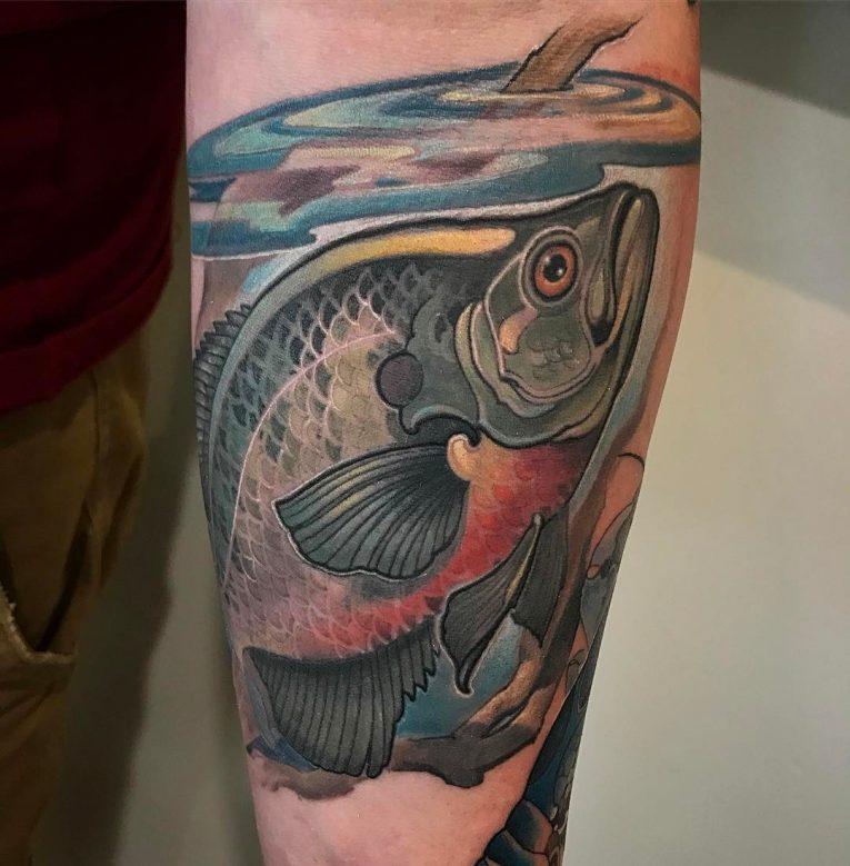Fish Tattoo 69
