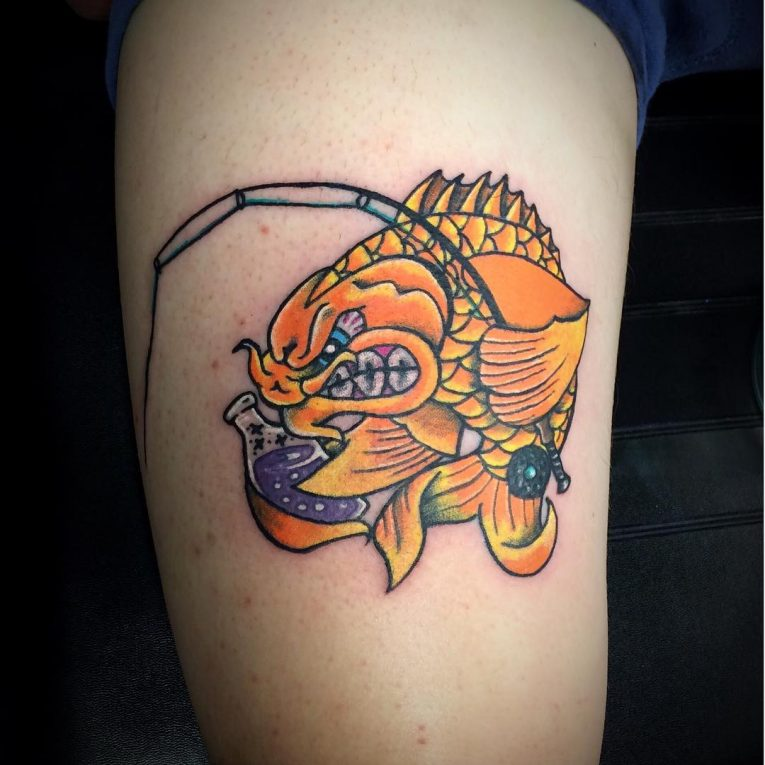 Fish Tattoo 70