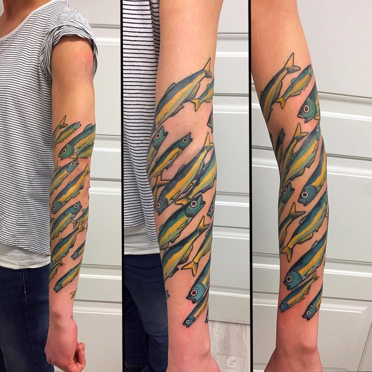 Fish Tattoo 71