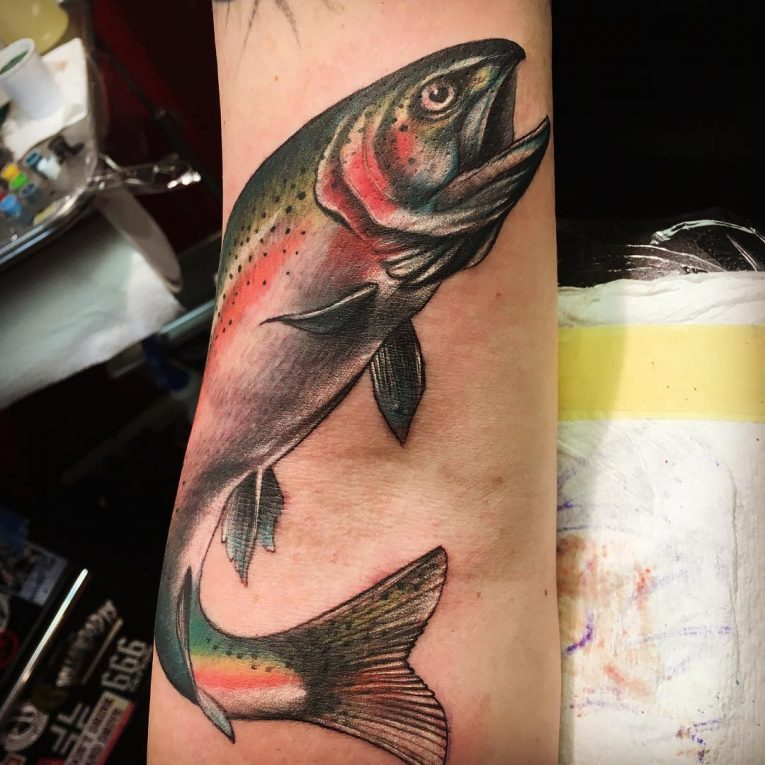 Fish Tattoo 76