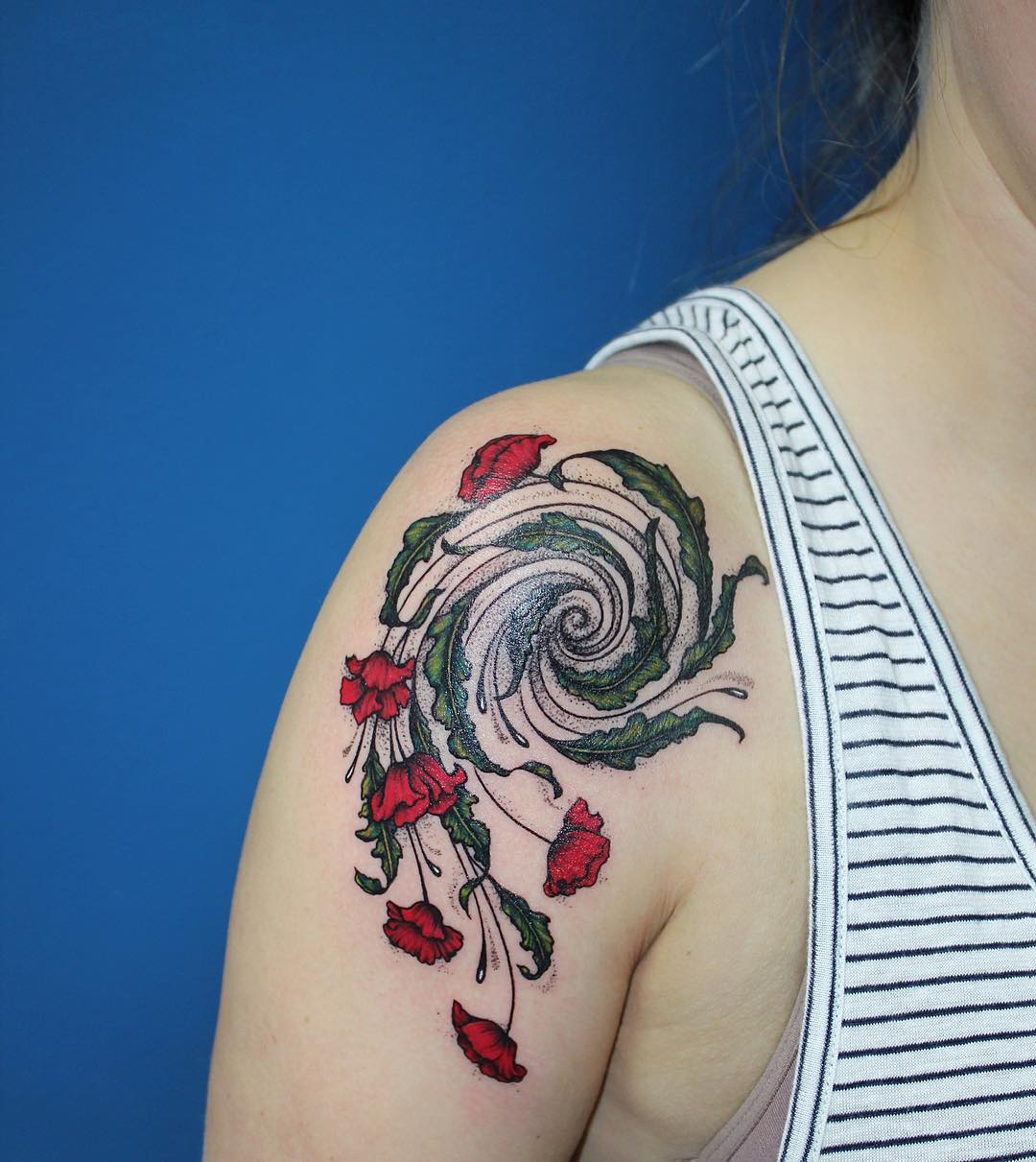 90 Best Floral Tattoo Designs & Meanings