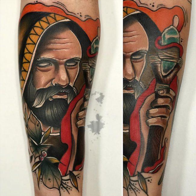 Forearm Tattoo 85
